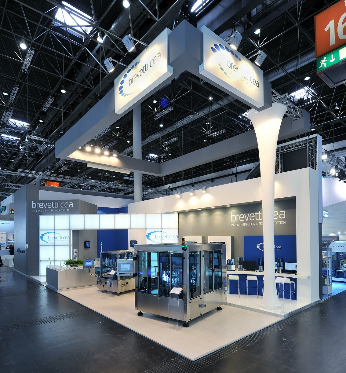 BREVETTI C.E.A. at INTERPACK in Düsseldorf